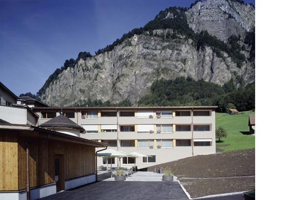 Alters Und Pflegeheim Muotathal
